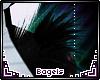 B. Galaxy shoulder tufts