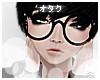 ☯Dork Glasses M☯