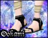 !K! JapaneseNinja Sandal
