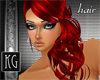 :kg Haciko hair-red