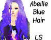 Abeille Blue Hair