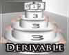 H. Wedding Cake