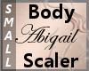 Body Scale Abigail S