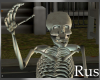 Rus Skeleton Decor