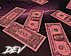 !D Scattered $1 Bills