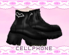 batty boots ❤