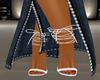 ZL WHT Strap Heels