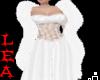 Gown Gala Boa