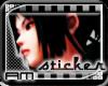 [AM] Ayame Ninja Sticker