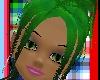 bb* neon akinari hair