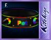 K!t - Collar Rainbow Pet
