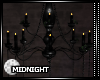 !M! The Coven Chandelier