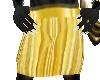 Anubis Gold Skirt