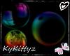 ! Neon Bubbles