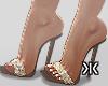 Steph's heels!