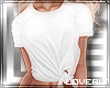 [LO] Crispy white Shirt