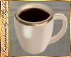 I~China Black Coffee Mug