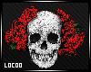 [LOC] Skull roses
