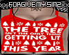 CHRISTMAS TREE LIT WMNS