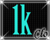 [Clo]1K Token