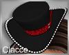 C circus ringleader hat