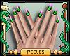 P; Jupiter Nails