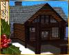 I~Snowy Log Home