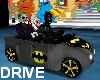 40% BATMAN kids Car