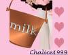 Milk Pail Copper