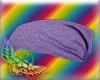 layerable beanie purple