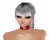 Platinum Blond Ponytail