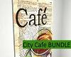 [QC] City Cafe Bundle