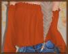 |S| Orange Gypsy Tucked