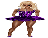 Diamond Mini Skirt (Prp)