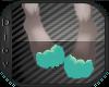 *D* Furry Feet (F)