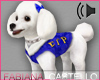 [FC] Blu French Poodle