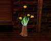 SWS Butter Churn Planter