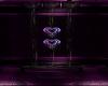 purple dragon fountain