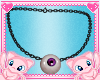 MEW eyeball necklace