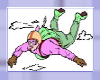OSP SkyDiving Animation