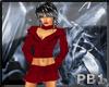 {PB}Lady In Red Vampire