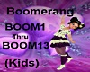 (Kids) Boomerang song