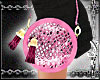 [W] Pink purse