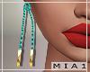 !M! Dance earrings