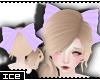 Ice * Lilac Head Bow