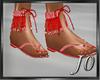 Striped  - Sandals