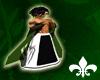 Black Assassin Robe (M)