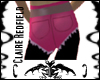 Claire Redfield shorts