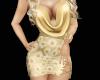 Miz Cowl Daisy Dress