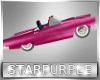 Jumping car pink